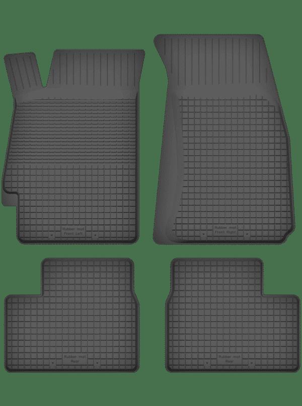 Subaru Impreza I GC (1992-2000) universal gummimåttesæt