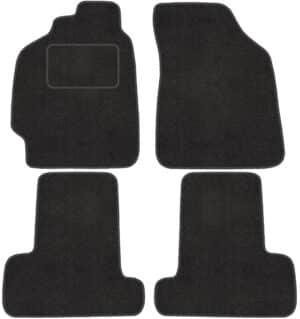 Honda CRX II (1987-1992) skræddersyede måtter