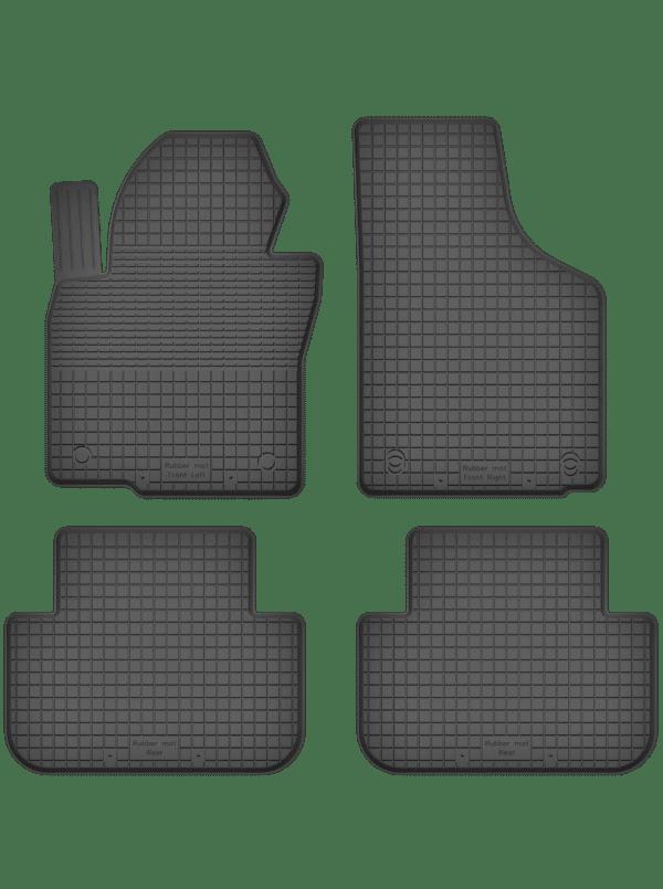 Volkswagen Caddy Typ 2K (fra 2004) universal gummimåttesæt