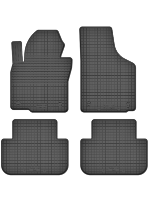 Volkswagen Touran I (2003-2009) universal gummimåttesæt