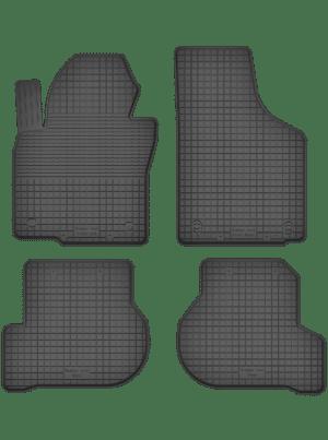Volkswagen Scirocco III (2008-2017) universal gummimåttesæt