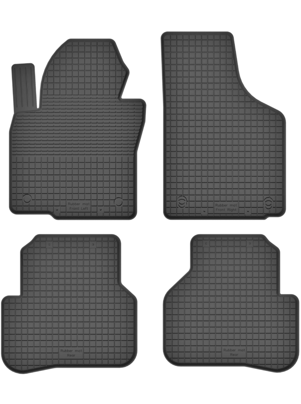 Audi Q3 8U (2011-2018) universal gummimåttesæt