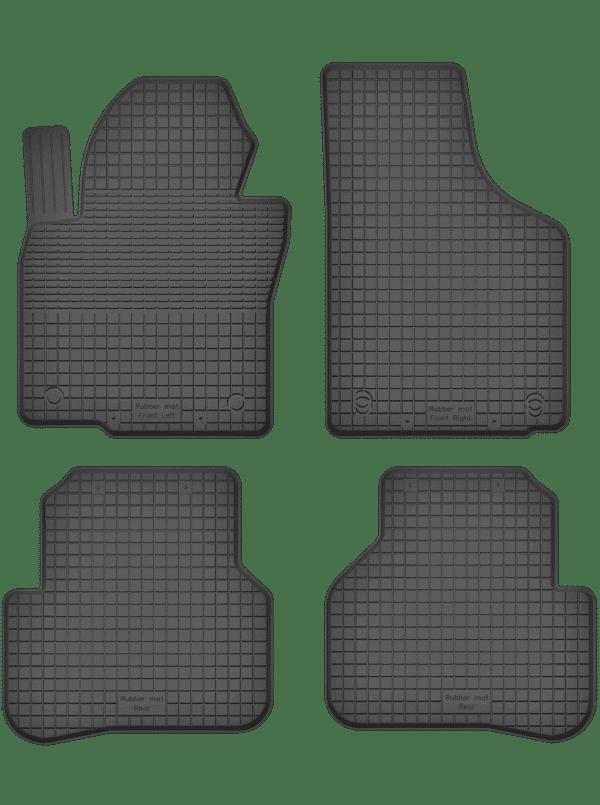Volkswagen Passat CC (2008-2012) universal gummimåttesæt