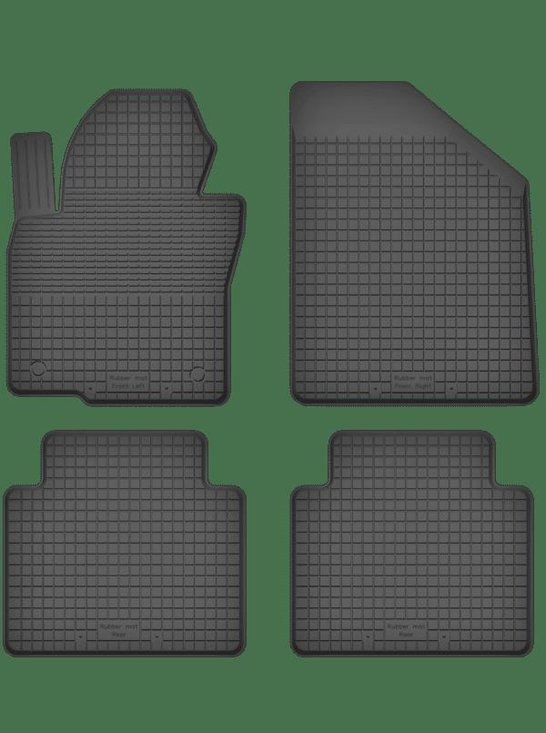 Honda Civic IX Sedan (2012-2017) universal gummimåttesæt