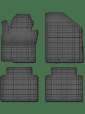 Renault Kangoo II (fra 2008) universal gummimåttesæt