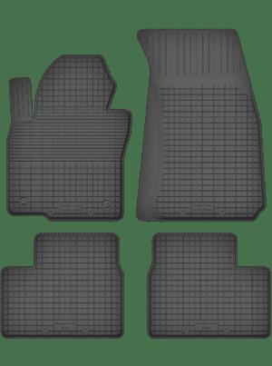 Dacia Lodgy (fra 2012) universal gummimåttesæt