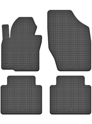 Volkswagen Touareg II (2011-2018)  universal gummimåttesæt