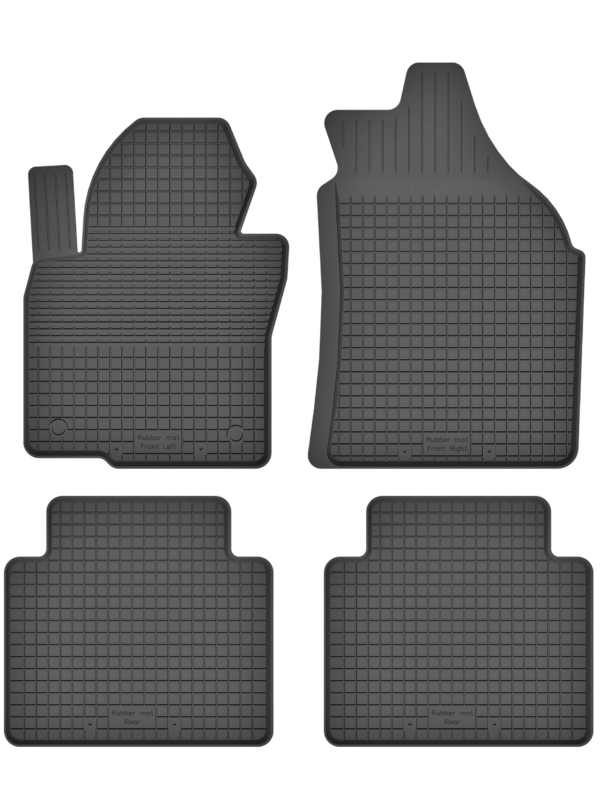 Hyundai Santa Fe II (2006-2012) universal gummimåttesæt