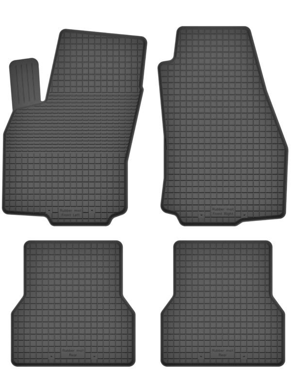Ford Focus MK2 (2003-2010) universal gummimåttesæt