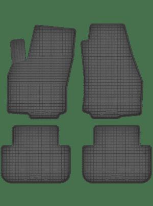 Opel Zafira C (2011-2018) universal gummimåttesæt