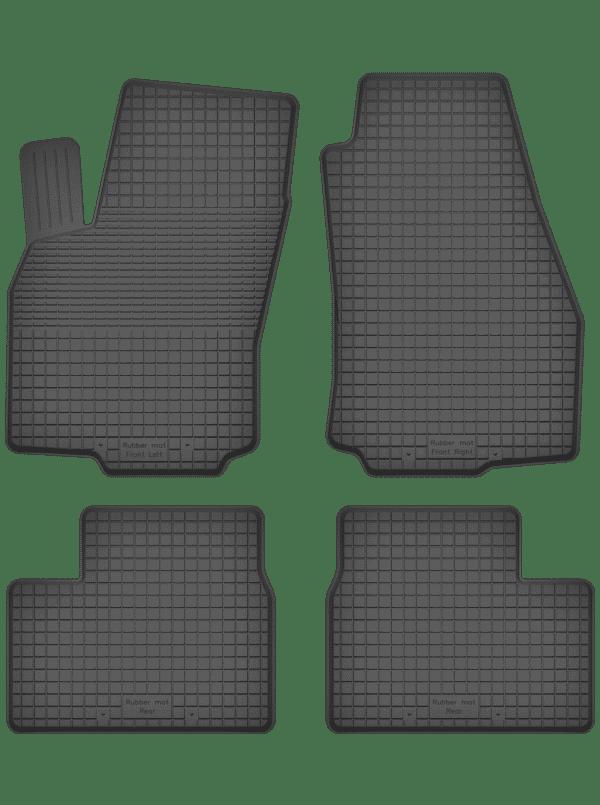 Alfa Romeo 156 (1997-2007) universal gummimåttesæt