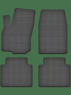 Nissan Navara II (1998-2005) universal gummimåttesæt