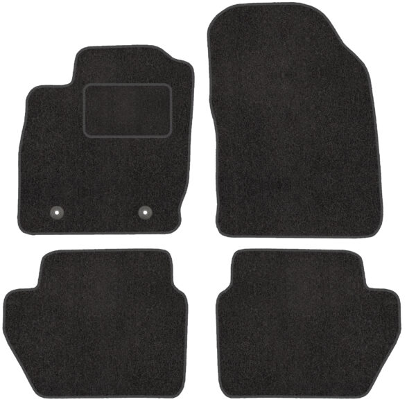 Ford EcoSport II (fra 2012) skræddersyede måtter