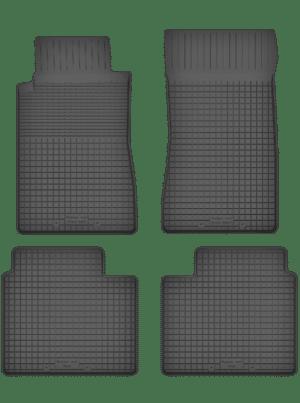 Opel Omega B (1994-2004) universal gummimåttesæt