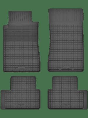 Nissan Patrol IV (fra 1997) universal gummimåttesæt