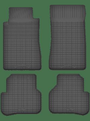 Mercedes C-Klasse W203 (2000-2006) universal gummimåttesæt