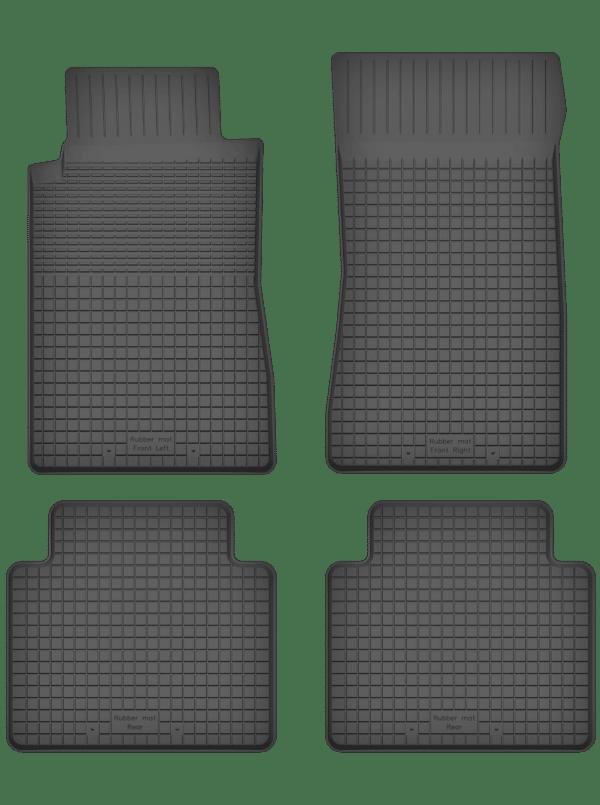 Nissan Patrol III (1988-1997) universal gummimåttesæt