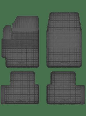 Seat Mii (fra 2011) universal gummimåttesæt