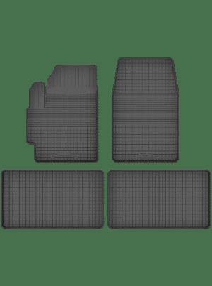Renault Espace III (1996-2002) universal gummimåttesæt