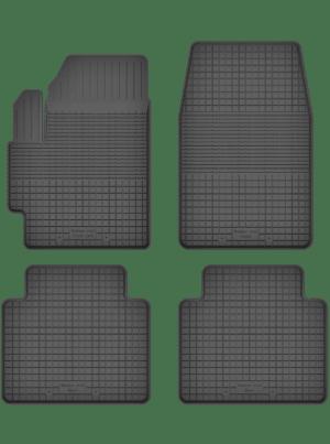 Nissan Note II (2012-2016) universal gummimåttesæt