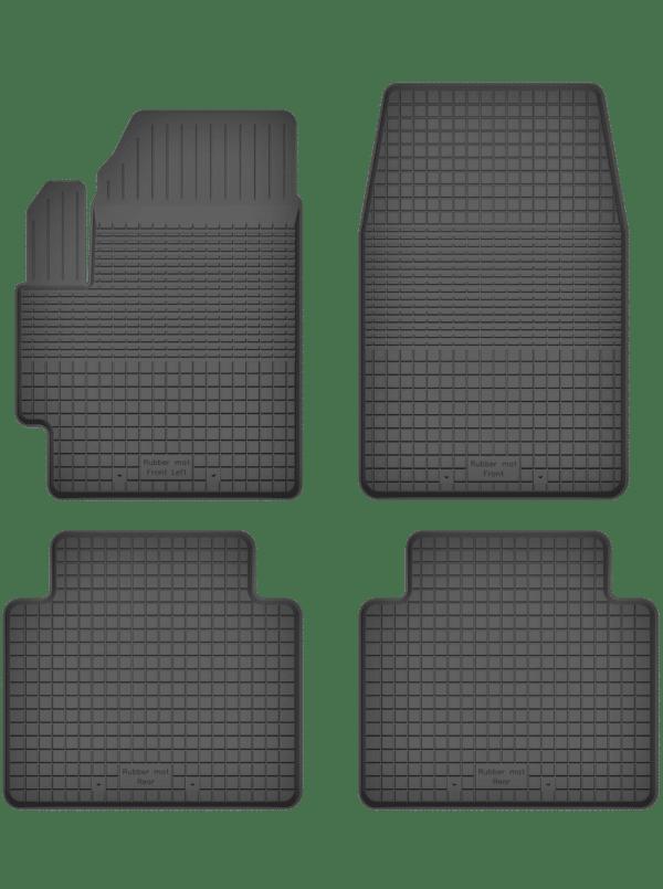 Toyota Prius III (2009-2015) universal gummimåttesæt