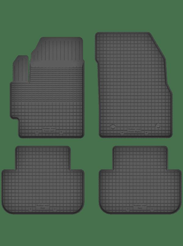Mazda 5 I (2005-2010) universal gummimåttesæt