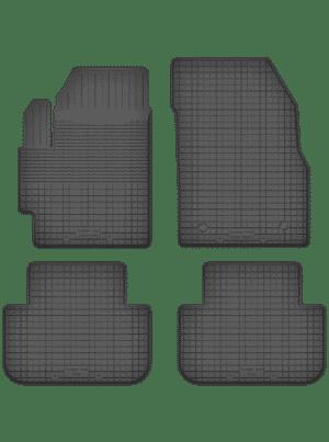 Peugeot 4007 (2007-2012) universal gummimåttesæt
