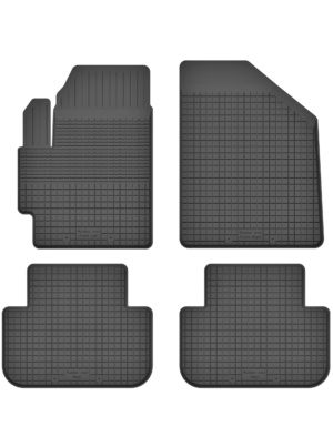 Kia Carens II (2002-2006) universal gummimåttesæt