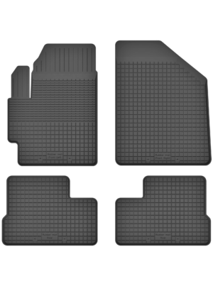 Suzuki Splash (2008-2014) universal gummimåttesæt