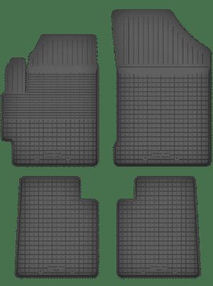 Kia Rio II (2005-2011) universal gummimåttesæt
