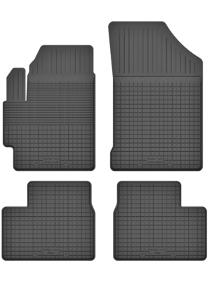 Suzuki SX4 II (fra 2013) universal gummimåttesæt