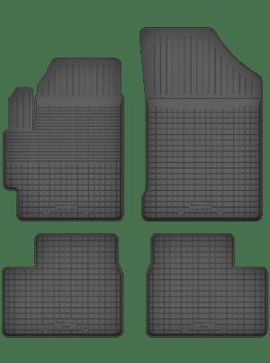 Suzuki SX4 S-Cross (fra 2013) universal gummimåttesæt
