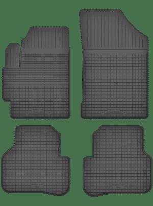 Chevrolet Spark II (2009-2015)  universal gummimåttesæt