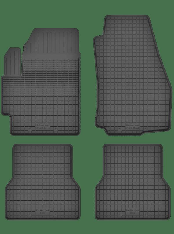 Chevrolet Tacuma (2000-2008) universal gummimåttesæt