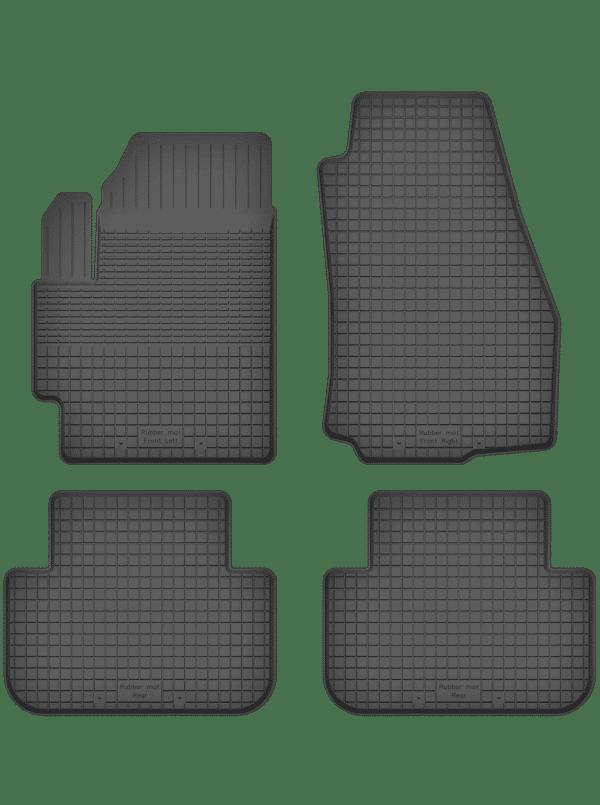 Ford C-MAX I (2003-2010) universal gummimåttesæt