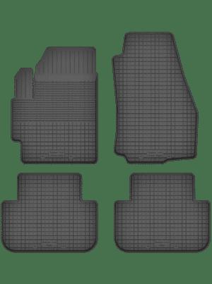 Ford S-MAX I (2006-2015) universal gummimåttesæt