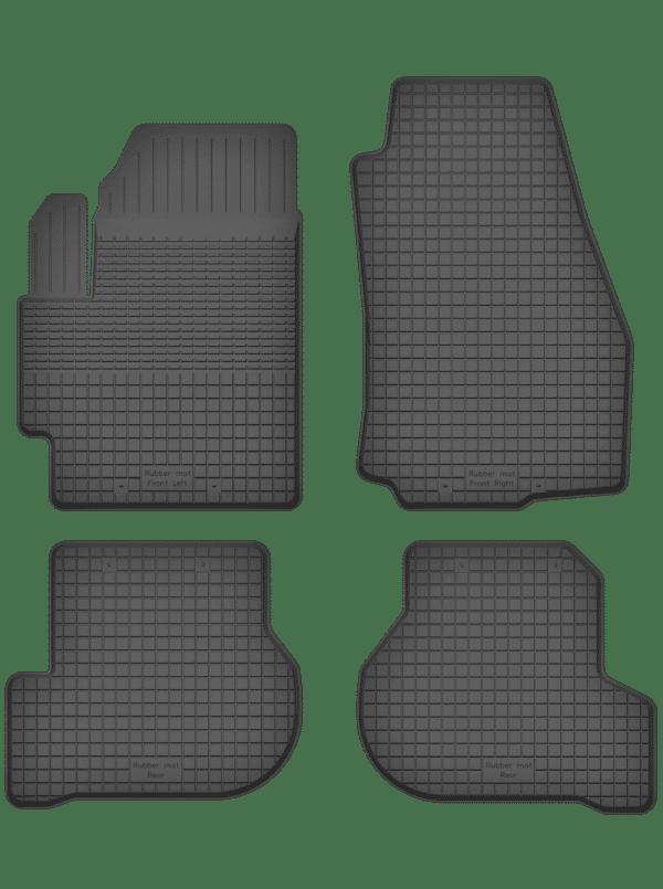 Ford Kuga II (fra 2012) universal gummimåttesæt
