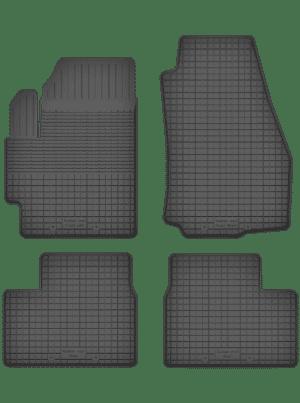 Hyundai Accent II (1999-2005) universal gummimåttesæt