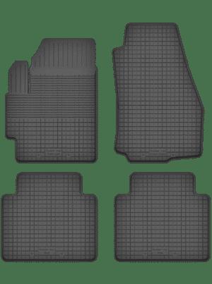Honda City V (2008-2013) universal gummimåttesæt