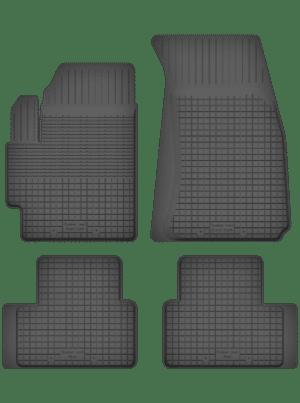 Citroen C4 Picasso I (2006-2013) universal gummimåttesæt