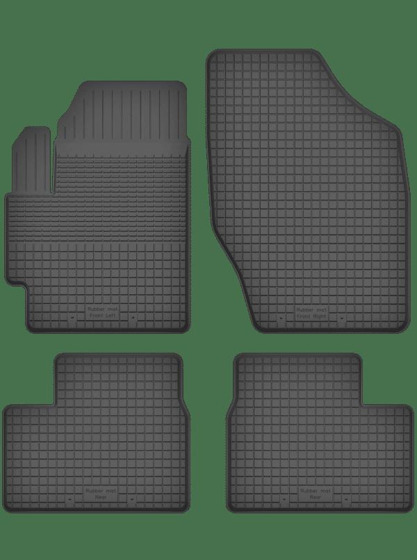 Suzuki Liana (2001-2007) universal gummimåttesæt