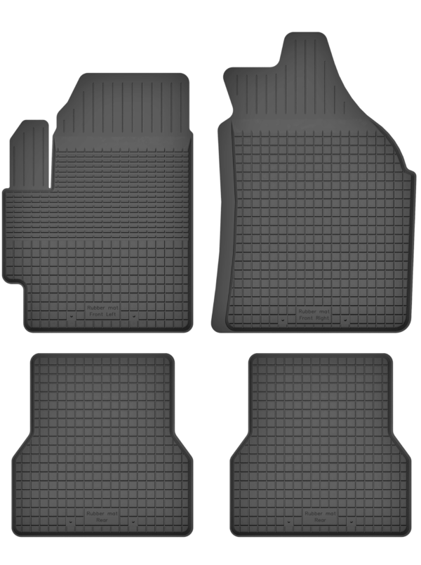 Volvo V70 I (1996-2000) universal gummimåttesæt