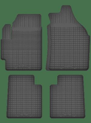 Daihatsu Sirion II M300 (2004-2010) universal gummimåttesæt