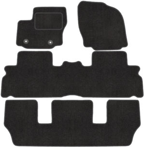 Ford Galaxy II 7 per (2006-2015) skræddersyede måtter
