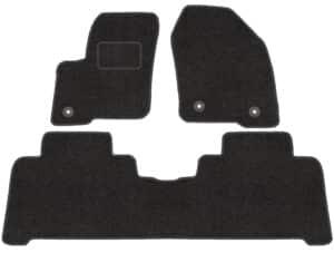 Ford Galaxy III (fra 2015) skræddersyede måtter