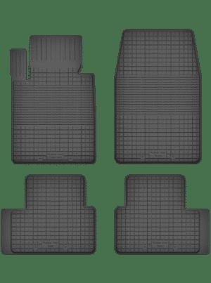 Mazda MX-6 (1988-1992) universal gummimåttesæt