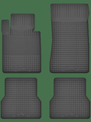 Jaguar XF I (2008-2015) universal gummimåttesæt