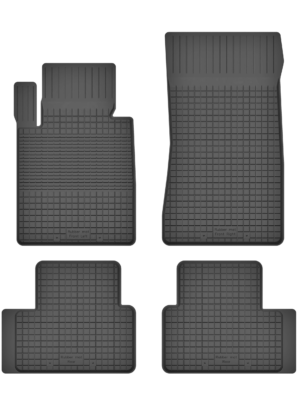 BMW 3-Series E46 (1998-2006) universal gummimåttesæt