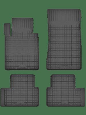 BMW X3-Series E83 (2003-2010) universal gummimåttesæt