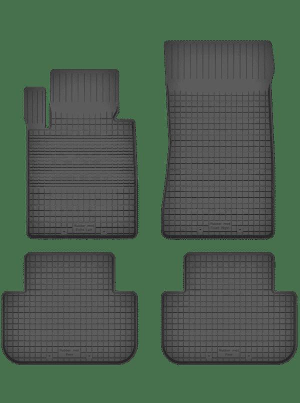 BMW 3-Series E30 (1982-1994) universal gummimåttesæt